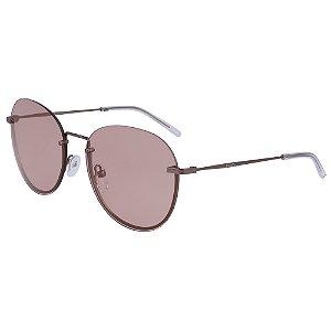 Óculos de Sol DKNY DK101S 608 - 59 - Vermelho