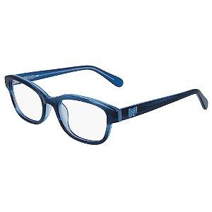 Armação de Óculos Diane Von Furstenberg DVF5120 315 /51 Azul