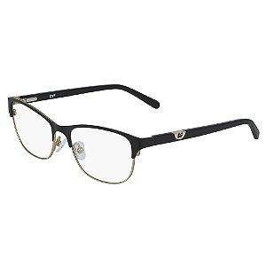 Armação de Óculos Diane Von Furstenberg DVF8070 001 /52