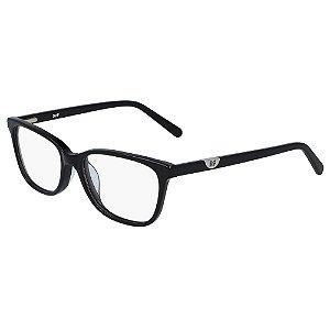 Armação de Óculos Diane Von Furstenberg DVF5115 001 /51