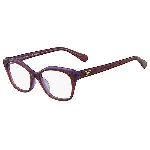 Armação de Óculos Diane Von Furstenberg DVF5097 500 /51