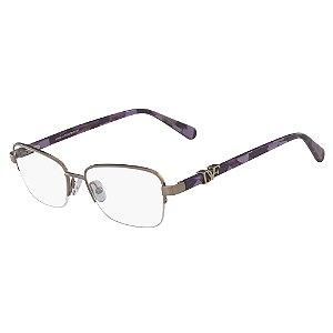 Armação de Óculos Diane Von Furstenberg DVF8063 770 /53 Roxo