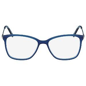 Armação de Óculos Diane Von Furstenberg DVF5091 460 /53 Azul