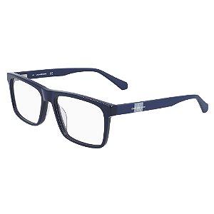 Armação de Óculos Calvin Klein Jeans CKJ21614 400 /55 Azul