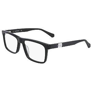 Armação de Óculos Calvin Klein Jeans CKJ21614 001 /55 Preto