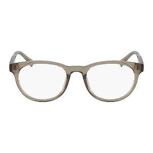 Armação de Óculos Calvin Klein Jeans CKJ19506 273 /50 Marrom