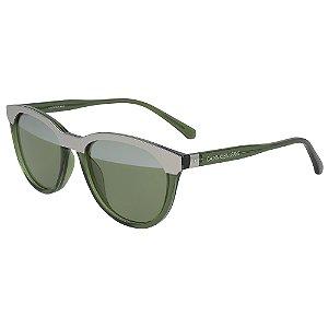 Óculos de Sol Calvin Klein Jeans CKJ19519S 320 - 54 - Verde