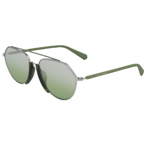 Óculos de Sol Calvin Klein Jeans CKJ19305S 320 - 56 - Verde