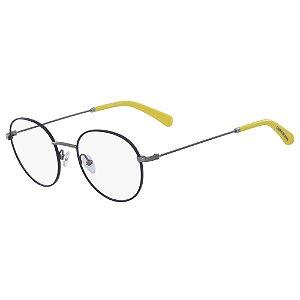 Armação de Óculos Calvin Klein Jeans CKJ19106 405 /49 Cinza