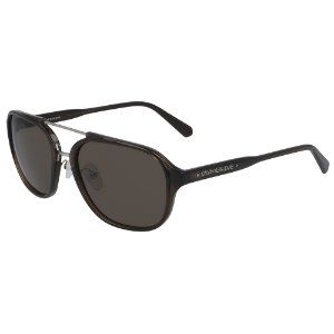 Óculos de Sol Calvin Klein Jeans CKJ19517S 201 - 56 - Marrom