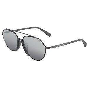 Óculos de Sol Calvin Klein Jeans CKJ19305S 006 - 56 - Cinza