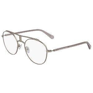 Armação de Óculos Calvin Klein Jeans CKJ19310 671 /52 Marrom