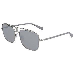 Óculos de Sol Calvin Klein Jeans CKJ19303S 051 - 57 - Cinza