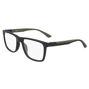 Armação de Óculos Calvin Klein CK21505 001 - 55 - Preto