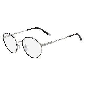 Armação de Óculos Calvin Klein CK5449 046 - 50 - Cinza