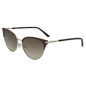 Óculos de Sol Calvin Klein CK19309S 200 - 55 - Marrom