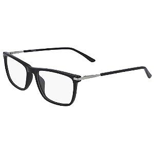 Armação de Óculos Calvin Klein CK20512 001 - 54 - Preto