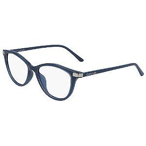 Armação de Óculos Calvin Klein CK19531 430 - 53 - Azul