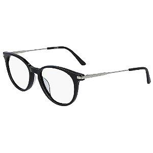 Armação de Óculos Calvin Klein CK19712 001 - 51 - Preto