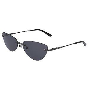 Óculos de Sol Calvin Klein CK19124S 070 - 59 - Cinza