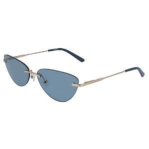 Óculos de Sol Calvin Klein CK19124S 430 - 59 - Azul