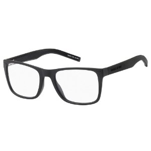 Armação para Óculos Tommy Hilfiger TJ 0045 807 / 52 - Preto