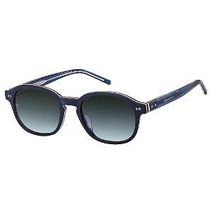 Óculos de Sol Tommy Hilfiger TH 1850/G/S PJP / 54 - Azul