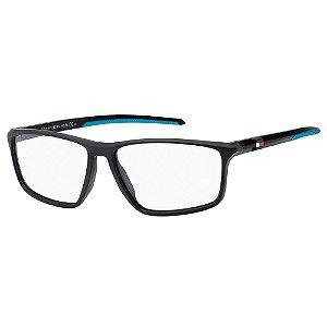 Armação para Óculos Tommy Hilfiger TH 1834 003 / 57 - Preto