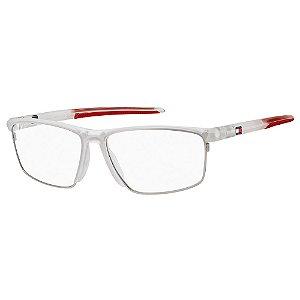 Armação para Óculos Tommy Hilfiger TH 1833 2M4 / 57 - Branco