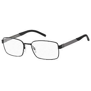 Armação para Óculos Tommy Hilfiger TH 1827 003 / 57 - Preto