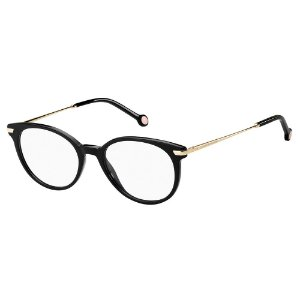 Armação para Óculos Tommy Hilfiger TH 1821 807 / 51 - Preto