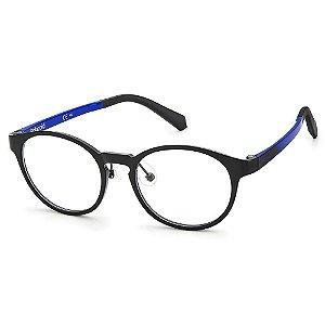 Armação para Óculos Polaroid PLD D822 D51 /45 - 9 a 16 anos