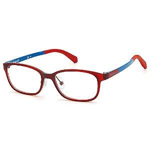 Armação para Óculos Polaroid PLD D821 4E3 /48 - 9 a 16 anos