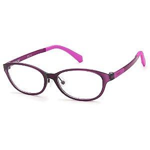 Armação para Óculos Polaroid PLD D820 22A /48 - 9 a 16 anos