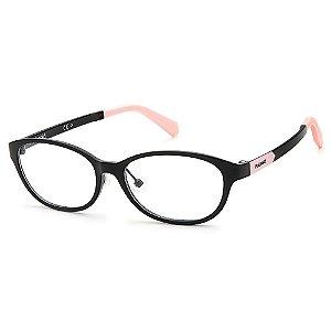 Armação para Óculos Polaroid PLD D820 3H2 /48 - 9 a 16 anos