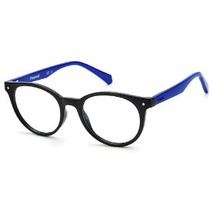 Armação para Óculos Polaroid PLD D814 D51 /45 - 9 a 16 anos