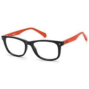Armação para Óculos Polaroid PLD D813 8LZ /48 - 9 a 16 anos