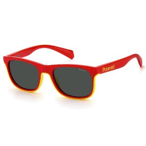 Óculos de Sol Polaroid PLD 8041/S AHY 47M9 /47 - 9 a 16 anos