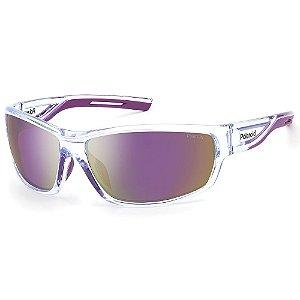Óculos de Sol Polaroid PLD 7029/S 141 - Esportivo Polarizado