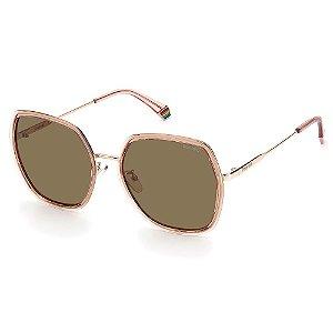 Óculos de Sol Polaroid PLD 6153/G/S 35J / 58 - Polarizado