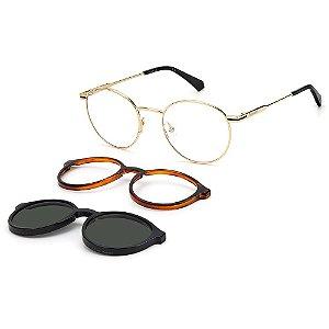 Armação para Óculos Polaroid PLD 6132/CS J5G / 51 - Clip-On