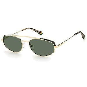 Óculos de Sol Polaroid PLD 6130/S J5G / 55 - Polarizado