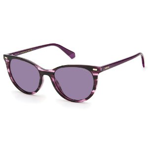 Óculos de Sol Polaroid PLD 4107/S HKZ / 52 Eco - Polarizado