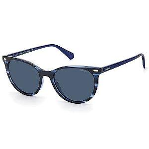 Óculos de Sol Polaroid PLD 4107/S JBW / 52 Eco - Polarizado