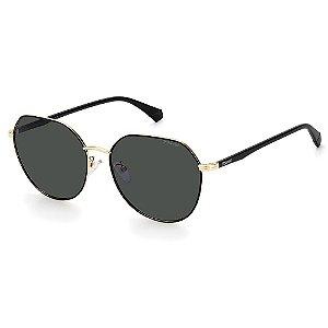 Óculos de Sol Polaroid PLD 4106/G/S / 59 Preto - Polarizado