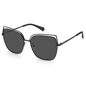 Óculos de Sol Polaroid PLD 4093/S / 59 - Preto - Polarizado