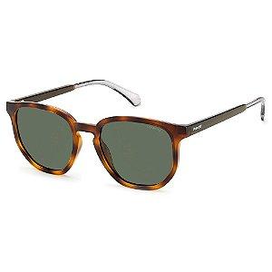 Óculos de Sol Polaroid PLD 2095/S 086 / 53 - Polarizado