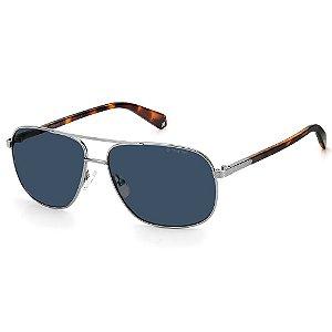 Óculos de Sol Polaroid PLD 2074/S/X 6LB / 60 - Polarizado