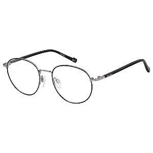 Armação para Óculos Pierre Cardin P.C. 6859 85K / 50 - Preto