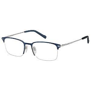Armação para Óculos Pierre Cardin P.C. 6858 PJP / 53 - Azul